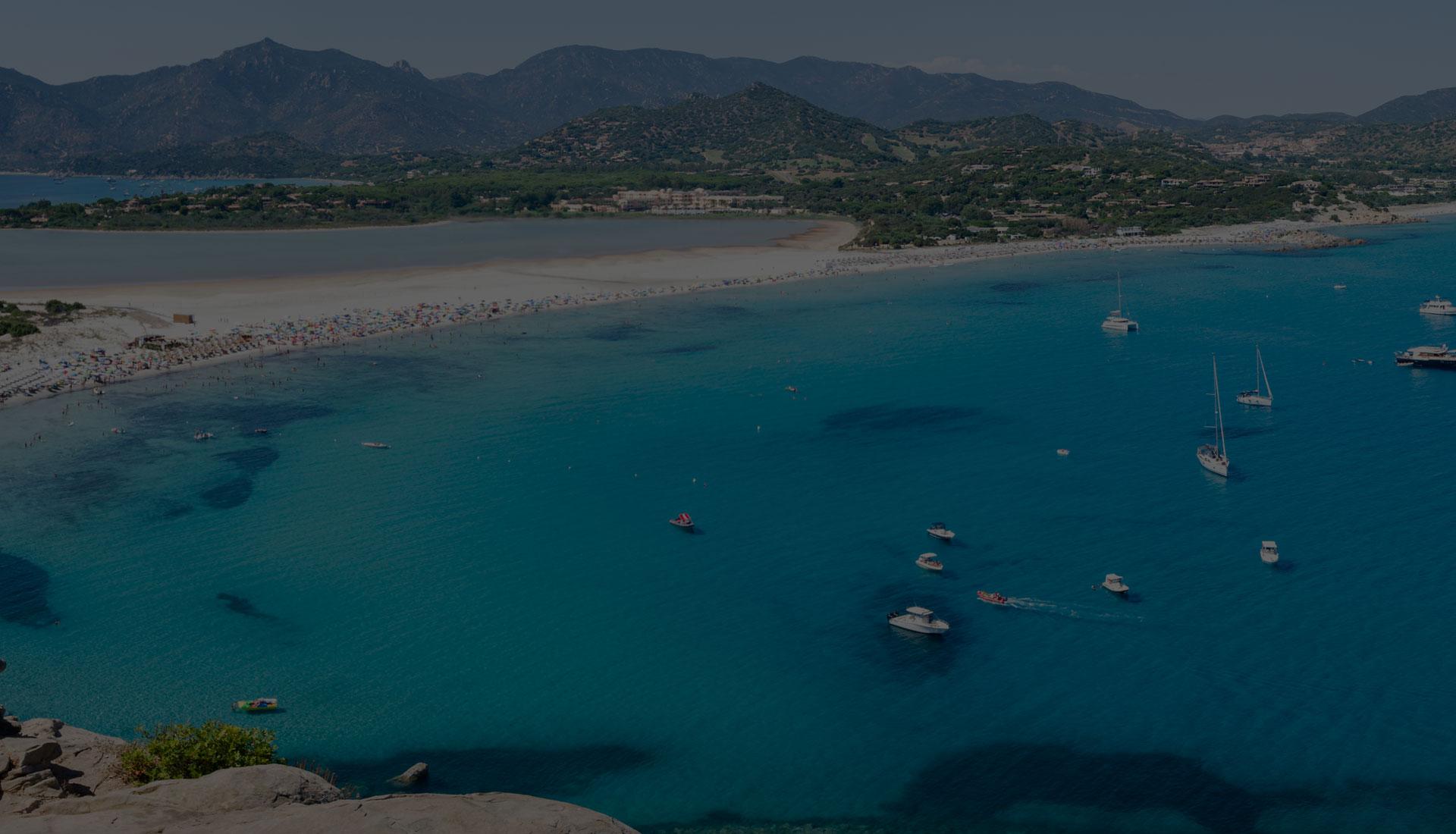 Les spiagge della Sardegna